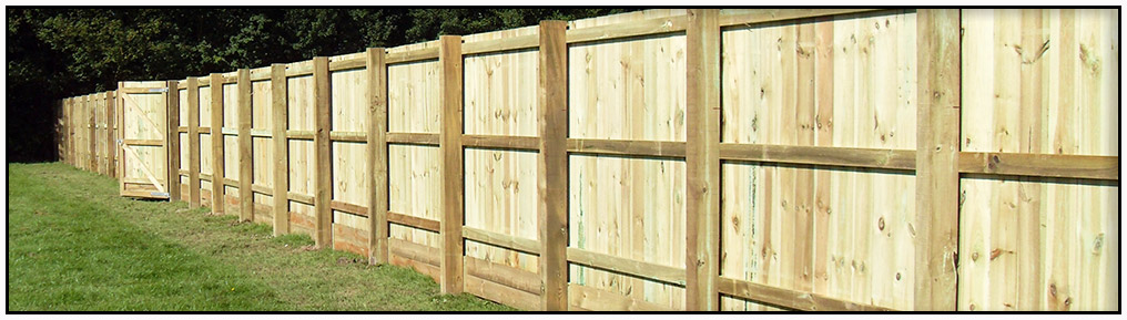 Swale Fencing - Industrial, domestic and commercial fencing