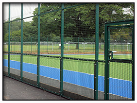 Swale Fencing - Sports fencing